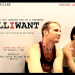 Watch ALL I WANT at the SPORE Art Salon on 29 August!